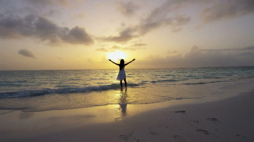 Hands Up Ocean