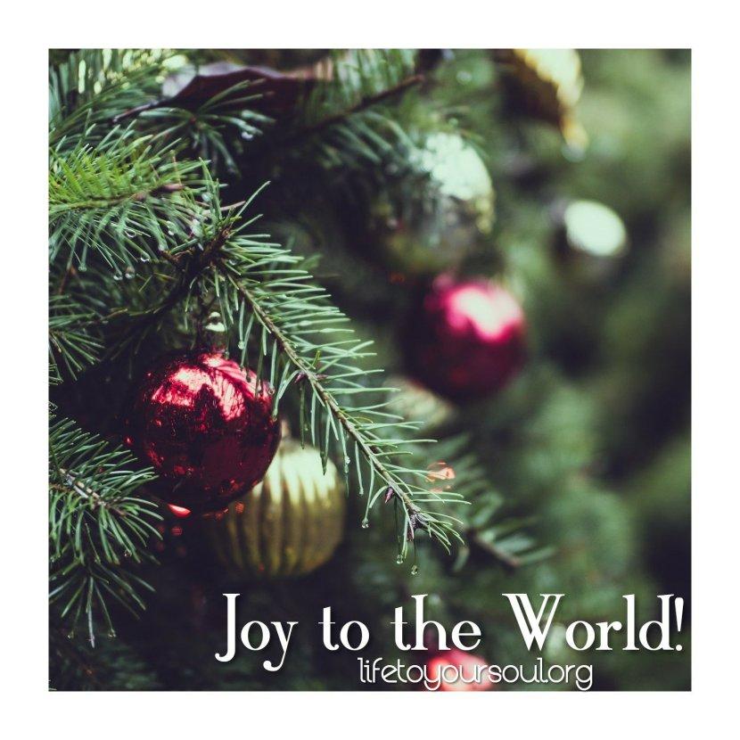 Joy to theWorld
